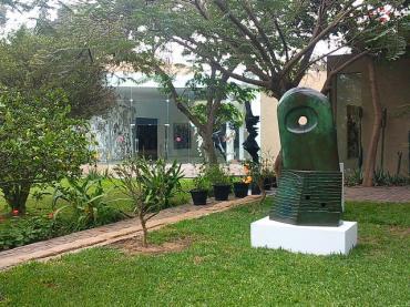 The modern art museum of Trujillo
